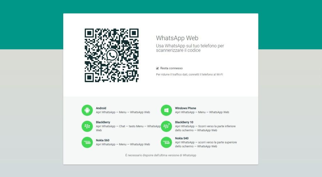 web whatsapp pc
